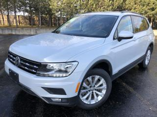 Used 2018 VW TIGUAN 2.0T S 4MOTION AWD for sale in Cayuga, ON