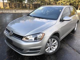 Used 2015 Volkswagen Golf Comfortline FWD for sale in Cayuga, ON
