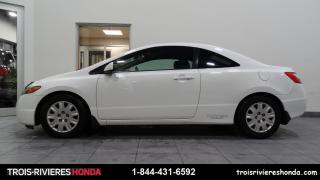 Used 2008 Honda Civic LX for sale in Trois-Rivières, QC