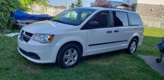 Used 2013 Dodge Grand Caravan SE/SXT for sale in Mascouche, QC