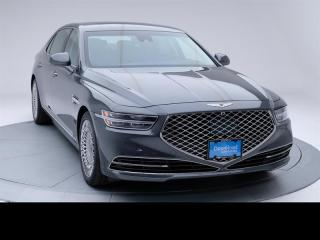 Used 2020 Genesis G90 5.0 Prestige AWD for sale in Vancouver, BC