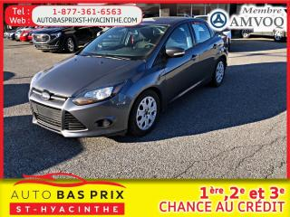 Used 2014 Ford Focus SE for sale in St-Hyacinthe, QC