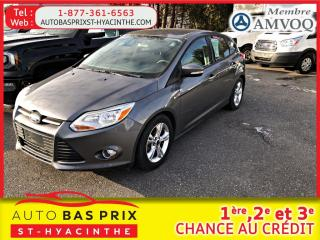 Used 2013 Ford Focus SE for sale in St-Hyacinthe, QC