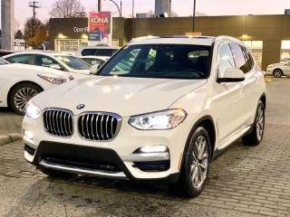 Used 2019 BMW X3 xDrive30i Moon Roof | Digital Gauges | 10.5