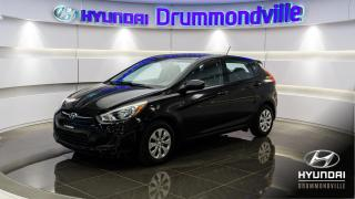 Used 2015 Hyundai Accent L +  GARANTIE + 37 935 KM + WOW !! for sale in Drummondville, QC