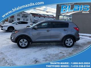 Used 2012 Kia Sportage LX AWD for sale in Ste-Marie, QC