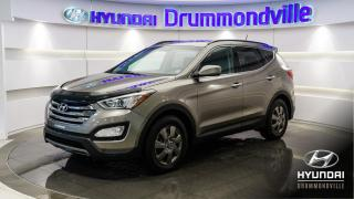 Used 2014 Hyundai Santa Fe Sport PREMIUM + GARANTIE + A/C + CRUISE + WOW for sale in Drummondville, QC