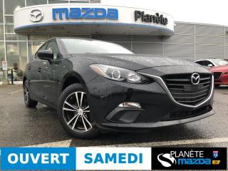 Used 2016 Mazda MAZDA3 GS AUTO AIR CRUISE MAGS BLUETOOTH for sale in Mascouche, QC