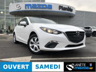 Used 2016 Mazda MAZDA3 GX AUTO CRUISE BLUETOOTH for sale in Mascouche, QC