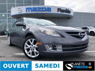 Used 2009 Mazda MAZDA6 GT AUTO TOIT MAGS PNEUS HIVER for sale in Mascouche, QC