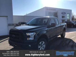 Used 2016 Ford F-150 XL for sale in London, ON