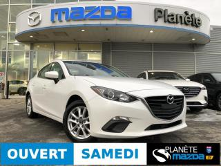 Used 2016 Mazda MAZDA3 GS AUTO AIR MAGS HITCH BLUETOOTH for sale in Mascouche, QC