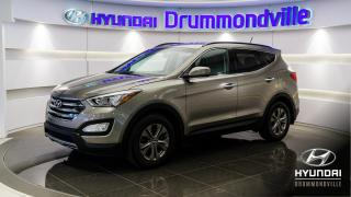 Used 2013 Hyundai Santa Fe PREMIUM + GARANTIE + AWD + MAGS + WOW !! for sale in Drummondville, QC