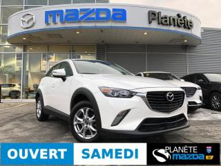 Used 2018 Mazda CX-3 GS AUTO AIR MAGS BLUETOOTH for sale in Mascouche, QC