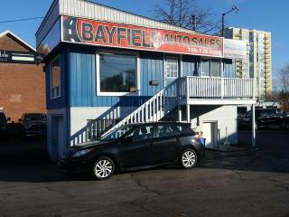 Used 2012 Mazda MAZDA3 Sport GS **Leather/Sunroof/Remote Start** for sale in Barrie, ON