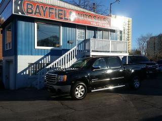 Used 2012 GMC Sierra 1500 SLE Crew Cab 4x4 **5.3L/Power Seat/Bluetooth** for sale in Barrie, ON