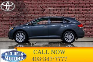 Used 2012 Toyota Venza AWD LE Leather Roof Nav for sale in Red Deer, AB