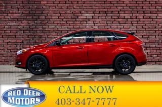 Used 2018 Ford Focus SEL Htachback Nav Roof BCam for sale in Red Deer, AB