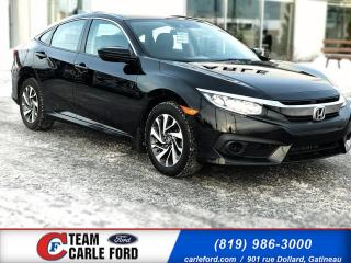 Used 2018 Honda Civic Honda Civic 2018, Caméra de recul, bluet for sale in Gatineau, QC