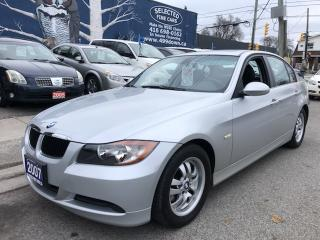 Used 2007 BMW 3 Series 323i for sale in Toronto, ON