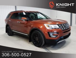 Used 2017 Ford Explorer LIMITED for sale in Moose Jaw, SK