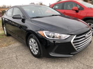 Used 2017 Hyundai Elantra LE Heated Seats, Bluetooth, Auto, Air, Cruise, Pwr Windows, Keyless Entry and Steering Wheel Controls! for sale in Kemptville, ON