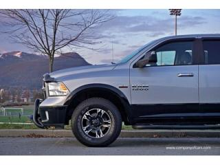 Used 2014 RAM 1500 OUTDOORSMAN for sale in Vancouver, BC