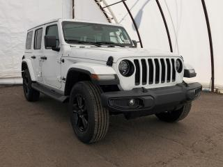 New 2020 Jeep Wrangler Unlimited Sahara UNLIMITED SAHARA ALTITUDE 4X4 for sale in Ottawa, ON