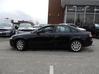 Used 2011 Audi A4 2.0T (Tiptronic) for sale in Concord, ON