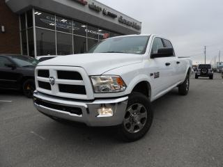 Used 2018 RAM 2500 OUTDOORSMAN 8 FOOT BOX/REAR PARK SENSE/ONLY 12,000 for sale in Concord, ON