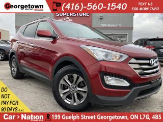 Used 2014 Hyundai Santa Fe Sport 2.4L PREMIUM | REAR HEATED SEATS | PARKING SENSORS for sale in Georgetown, ON