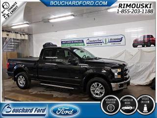 Used 2015 Ford F-150 DOUBLE CAB 4X4 LARIAT for sale in Rimouski, QC