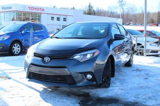 Used 2016 Toyota Corolla COROLLA LE TOIT MAG CAMERA DE RECUL for sale in Shawinigan, QC