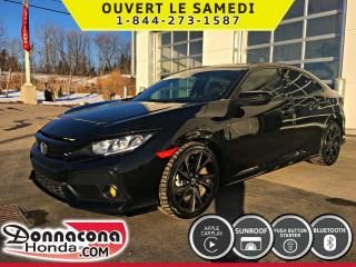 Used 2019 Honda Civic Sport *GARANTIE 10 ANS / 200 000 KM* for sale in Donnacona, QC