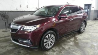 Used 2014 Acura MDX Navigation,SH-AWD for sale in Laval, QC