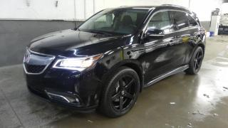 Used 2016 Acura MDX Élite, SH-AWD for sale in Laval, QC