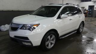 Used 2012 Acura MDX Tech SH-AWD for sale in Laval, QC