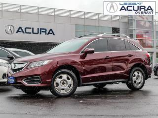 Used 2017 Acura RDX Tech TECH | 1OWNER | NOACCIDENTS | BOUGHTHERE | AWD | for sale in Burlington, ON