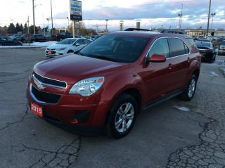 Used 2015 Chevrolet Equinox 1LT for sale in Bolton, ON