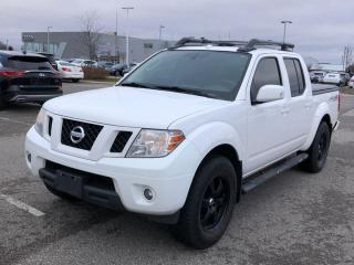 Used 2011 Nissan Frontier 4WD CREW CAB SWB AUTO PRO-4X for sale in Kitchener, ON