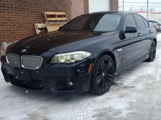 Used 2011 BMW 5 Series 4DR SDN 550I XDRIVE AWD for sale in Kitchener, ON