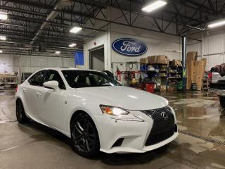 Used 2015 Lexus IS 350 IS 350 F SPORT for sale in St-Eustache, QC