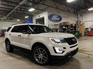 Used 2017 Ford Explorer Sport 3,5L ecoboost for sale in St-Eustache, QC