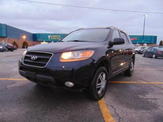 Used 2009 Hyundai Santa Fe GL automatique de 3,3 L 4 portes à tract for sale in St-Eustache, QC