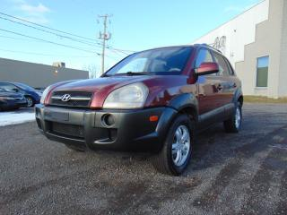 Used 2006 Hyundai Tucson 4 portes, GL, traction avant, 2,7 L, boî for sale in St-Eustache, QC