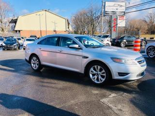 Used 2010 Ford Taurus SEL-AWD-Air-Cuir-Mags-Bluetooth-Siéges Chauffant for sale in Laval, QC