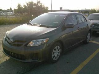 Used 2012 Toyota Corolla CE for sale in Waterloo, ON