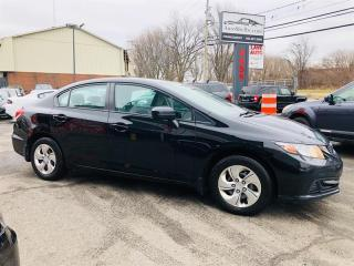 Used 2014 Honda Civic Sedan 1.8L-ECON-Air-Siéges Chauffant-Jamais Accide for sale in Laval, QC