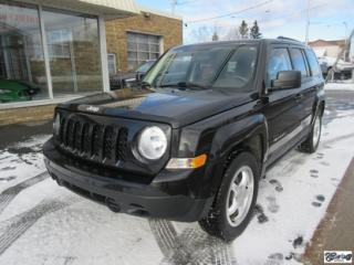 Used 2011 Jeep Patriot North *VENDU* for sale in Varennes, QC