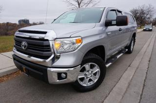 Used 2014 Toyota Tundra 1 OWNER / NO ACCIDENTS / IMMACULATE / 5.7L BEAST for sale in Etobicoke, ON